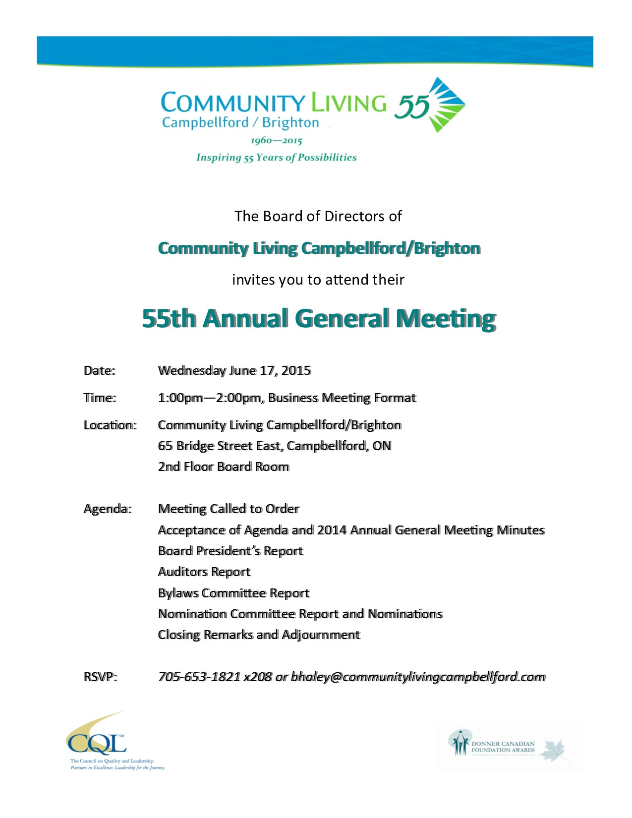 55th annual general meeting community living campbellford brighton agm invitation june 17 2015 3 altavistaventures Gallery