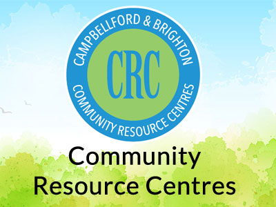 Click here for our Campbellford & Brighton Community Resource Centres